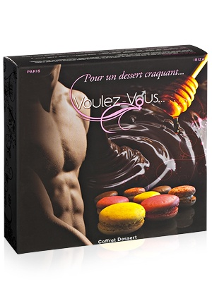 massage Coffret gourmand Dessert